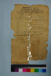 Archival records from Rescuing Tamil customary law: locating