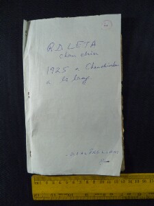 Mizo leh Vai Chanchin Bu [c 1925] | Endangered Archives Programme